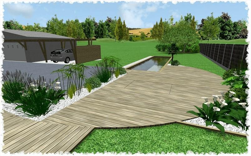 simulation terrasse