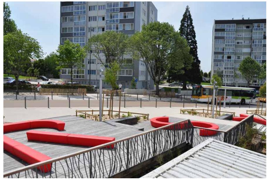 aménagement espace public