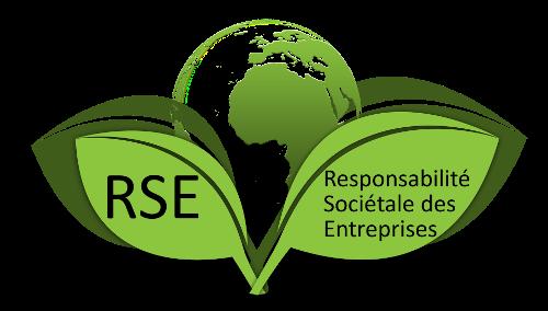 Logo RSE - Responsabilité Sociétale des Entreprises